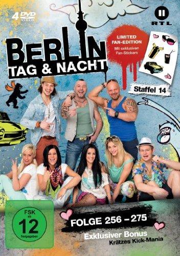 Vol. 14: Folgen 256-275 (Fan Edition) (4 DVDs)
