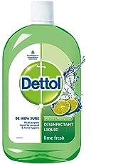 Dettol Disinfectant Cleaner for Home, Lime Fresh – 500 ml
