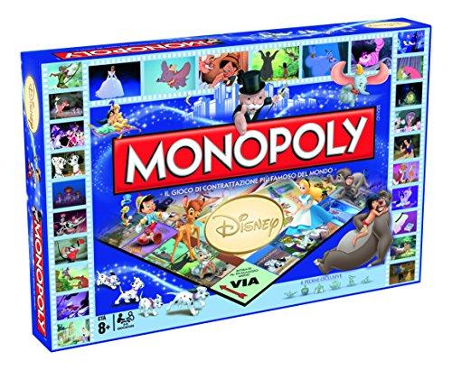 winning-moves-029094-gioco-da-tavolo-monopoly-classici-disney-versione-italiana