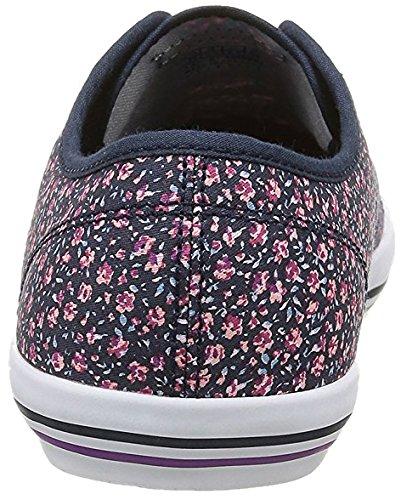 Le Coq SportifGrandville Micro Flowers - Sneaker Donna Blu (Dress Blue/Sparkling)