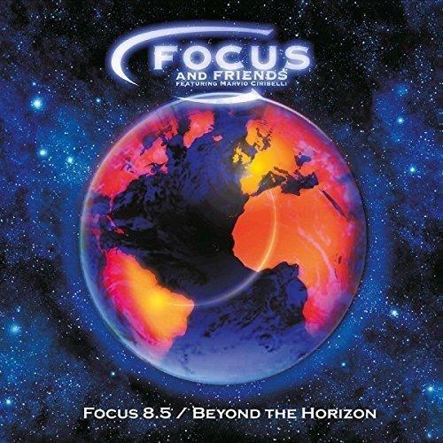 Focus 8.5/Beyond the Horizon (Brasilianische Musik-cd)