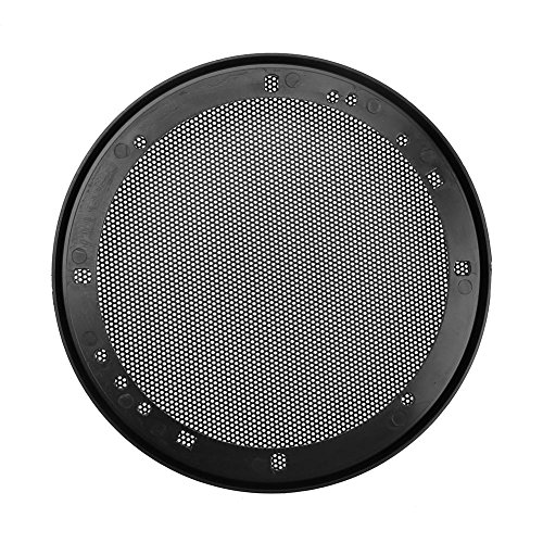 tuankay 215,2cm 16cm Durchmesser Mesh Bezug für Auto-Lautsprecher Car Audio System Umbau (Car-audio-mesh)