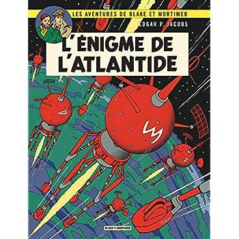 Blake & Mortimer - tome 7 - Enigme de l'Atlantide (L')