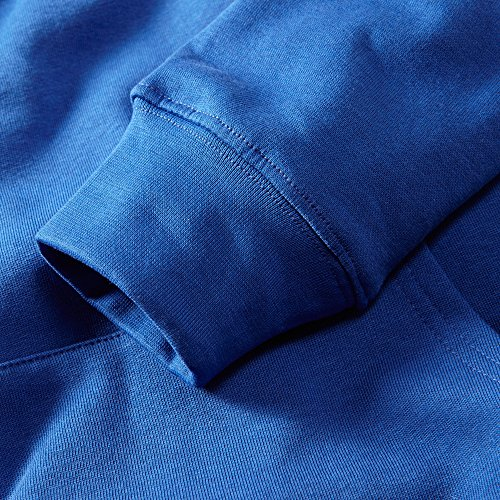 Charles Wilson Basic Kapuzenpulli Blau