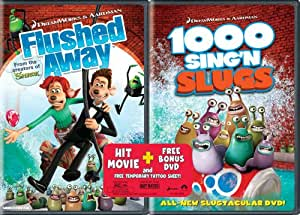 flushed away1000 singing slug edizione germania