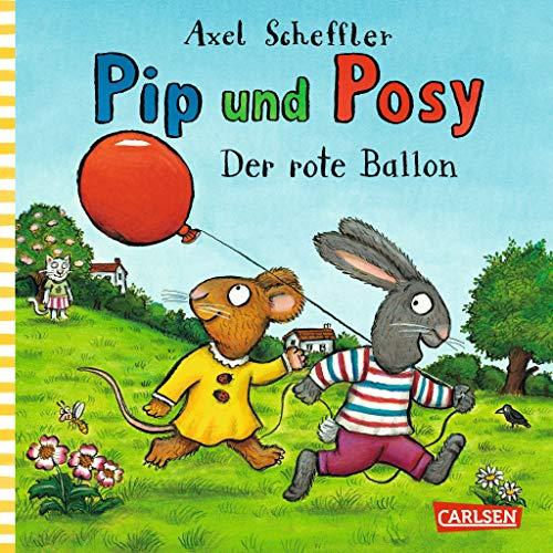 Pip und Posy: Minibuch Der rote Ballon