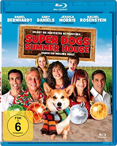 Bild von Super Dogs Summer House [Blu-ray]