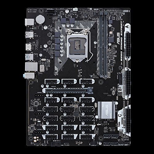 Cheap Asus B250 Mining Expert Motherboard – Black on Amazon
