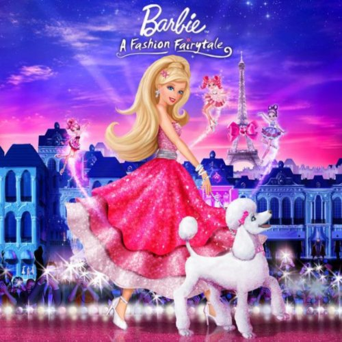 Barbie A Fashion Fairytale (Fairytale Barbie Fashion A)