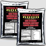 2x Amino Blog 6000 = 280 Tabletten - Aminosäuren, Glutamin, BCAA, Arginin - Muskelaufbau,Anabol, Hochdosiert zum Preishammer