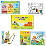 #7: Einstein Box For 3 Year Old Kids, Learning & Educational Gift Pack Of Toys & Books