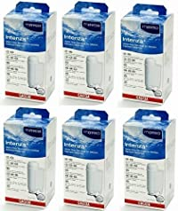 Gaggia Mavea Intenza Water Filter for Saeco & Gaggia Espresso Machines (6 Pack)