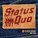 Songtexte von Status Quo - 5 Classic albums