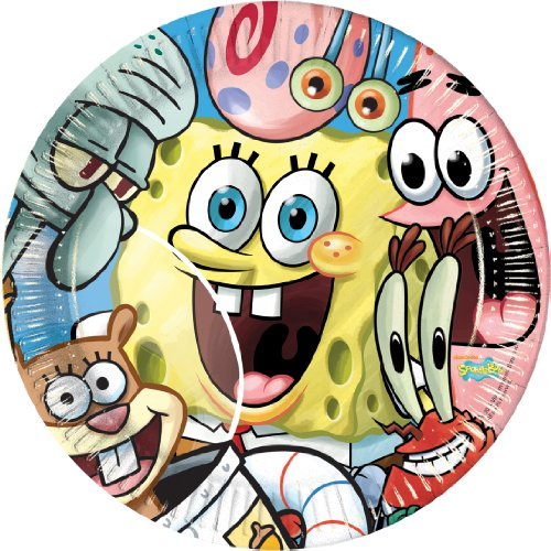 piatto-carta-spongebob-pz10-oe-cm23