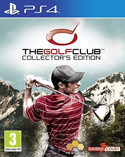 The Golf Club Collector's Edition (PS4) by Koch International (Playstation The Golf 4 Club Für)