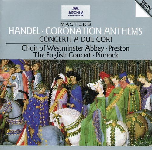 Handel: Zadok The Priest (Coro...
