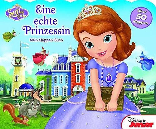 Na-klappe (Disney, Sofia die Erste, Eine echte Prinzessin, Mein Klappenbuch)