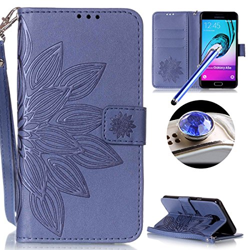 galaxy-a5-2016-leather-casesamsung-galaxy-a5-2016-flip-caseetsue-retro-vintage-pretty-flower-pattern