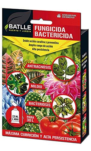 Fitosanitarios - Fungicida Bactericida CAJA 60 ml - Batlle