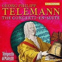 Telemann: Konzertsuiten TWV 54:F1, TWV 43:G3 & TWV 51:F4
