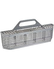 FidgetGear Dishwasher Basket,Dishwasher Basket Storage Cleaning Tool Dishwasher Parts Kitchen Facility Gray