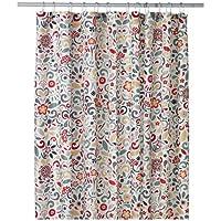 IKEA AKERKULLA - cortina de ducha, multicolor - 180x180 cm