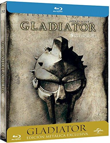 Gladiator - Edición Metálica Limitada [Blu-ray]