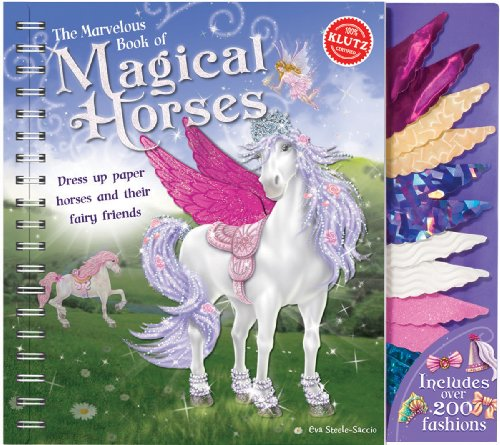 The Marvelous Book of Magical Horses (Klutz)