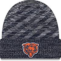 New Era Chicago Bears storico 2018 Sideline Touchdown Knit NFL Beanie 5010489fa135
