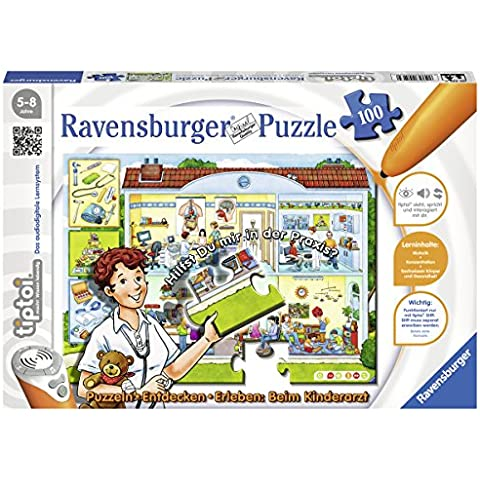 Ravensburger 00523 TipToi - Puzzle