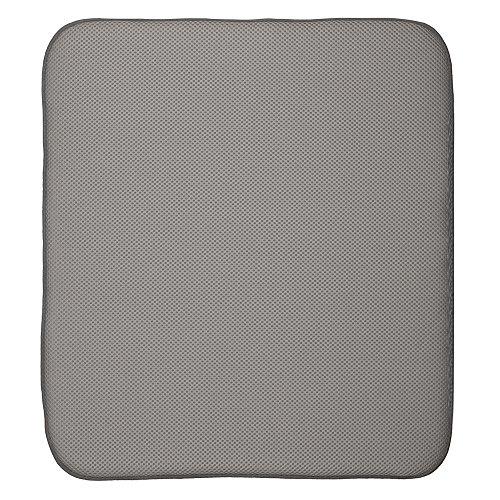 interdesign-idry-assorbente-kitchen-countertop-tappetino-scolapiatti-pewter-avorio-4752-x-4064-cm