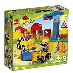 LEGO Duplo Steine & Co. 10518 - Meine erste Baustelle