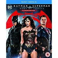 Batman V Superman: Dawn Of Justice Ultimate Edition Blu-Ray Azione Nuovo