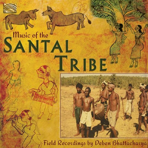music-of-the-santal-tribe-by-deben-bhattacharya