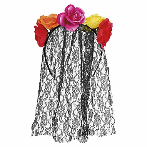 f Blumen, One Size (Dia De Los Muertos-shop)