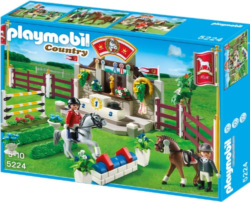 Preisvergleich Produktbild PLAYMOBIL 5224 - Reitturnier