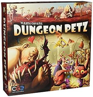 Czech Games Edition CGE00015 Nein Dungeon Petz, Spiel (B00MEKUTC8)   Amazon Products