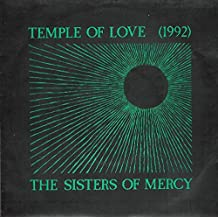Temple Of Love  / I Was Wrong [Vinyl Single]