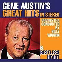 Gene Austin's Great Hits In Stereo by Gene Austin (2014-08-03)
