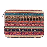 Best Laptop Sleeves - Plemo Bohemian 15.6 Inch Laptop Case for 15-Inch Review