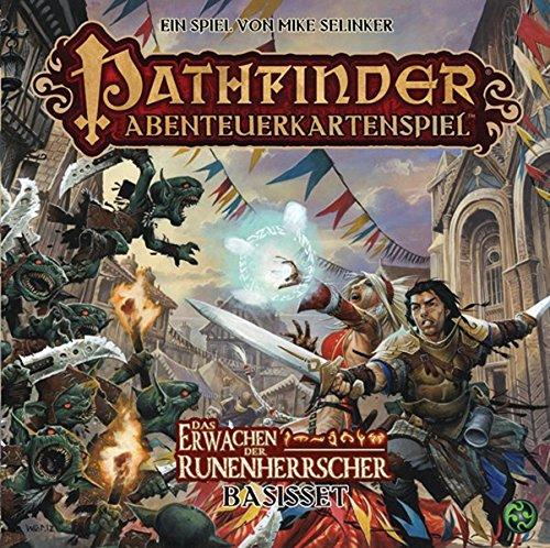 Wald Umrahmt (Heidelberger Spieleverlag HEI0900 - Pathfinder Abenteuerkartenspiel: Erwachen der Runenherrscher - Basisspiel)