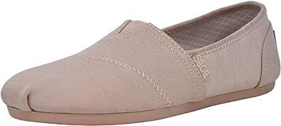 Skechers Bobs from Women's Plush Fashion Slip On Flat mdi1b
