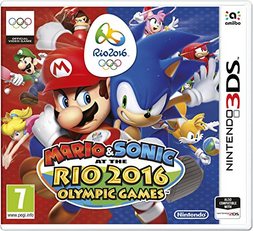 Mario and Sonic: Rio 2016 Olympic Games (Nintendo 3DS)