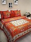 shop jaipuri cotton rajasthani king size...