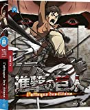 L' Attaque des Titans - Coffret Combo 1/2 [Combo Blu-ray + DVD] [Combo Blu-ray + DVD] (blu-ray)