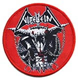 value-merch NIFELHEIM - Satanatas - Aufnäher/Patch - ca. 8 cm