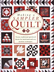 Sampler Quilt Book (Rdus): Twenty Traditional Patchwork Blocks for Both Hand and Easy Machine Techniques