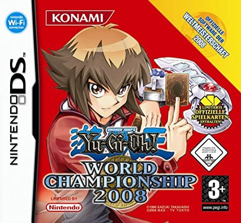 Yu-Gi-Oh! - World Championship Tournament 2008 [import