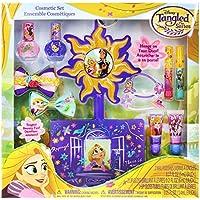TownleyGirl Disney De Enredados Juego De Cosmética Para Chicas, Esmalte De Uñas, Lip Gloss, Arcos Del Pelo