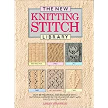 The New Knitting Stitch Library by Lesley Stanfield (1992-06-03)